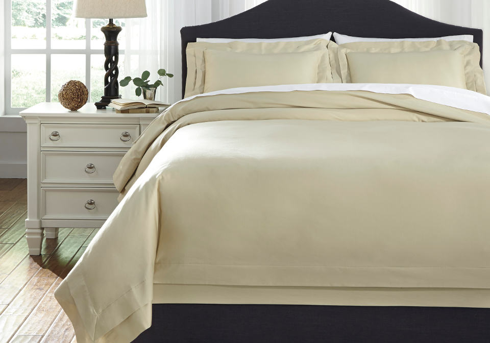 Chamness Queen Duvet Cover Set Cincinnati Overstock Warehouse