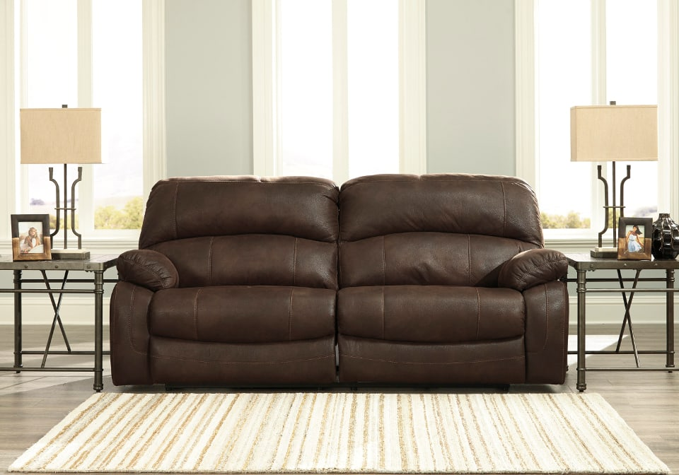 Power Reclining Sofa Set Lido