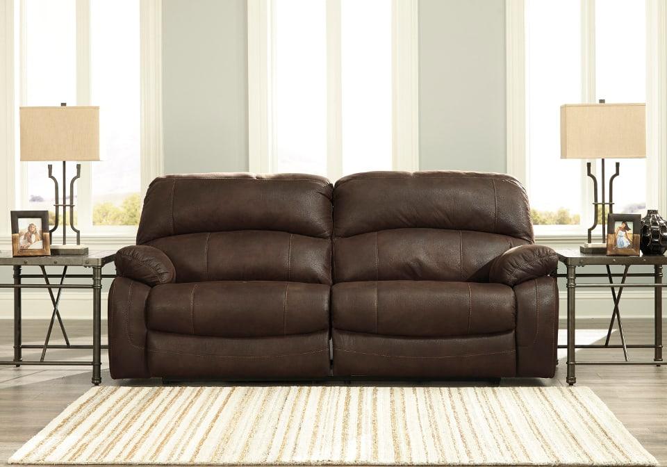 Zavier Truffle 2 Seat Reclining Power Sofa
