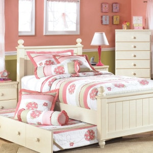 AF-B213-50-54N-57N-89N B100-82 Cottage Retreat Full Trundle Bed2