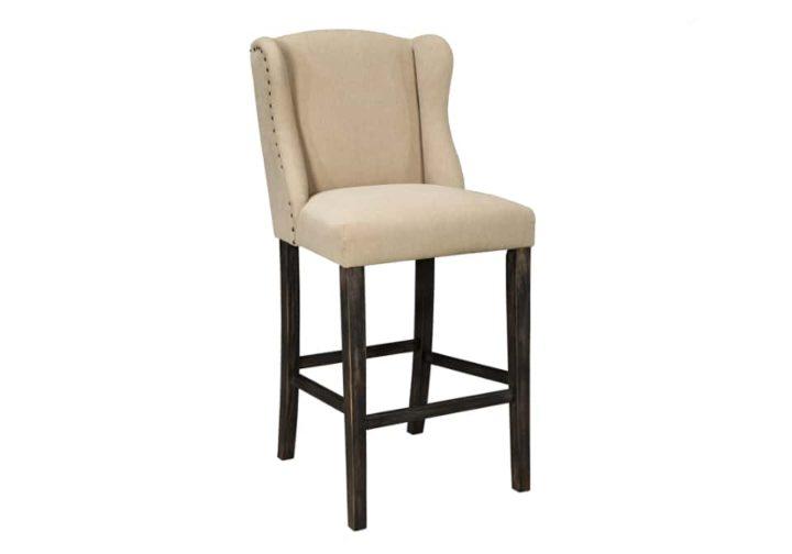 AF-D608-530 Moriann 2 Tall Upholstered  Barstools1