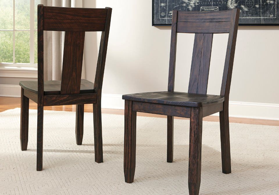 Trudell 2 Dining Room Side Chairs : AF D658 01 Trudell 2 Dining Room Side Chairs2 from cincinnatioverstockwarehouse.com size 960 x 672 jpeg 95kB