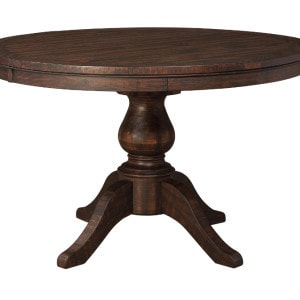AF-D658-50B-50T Trudell Round Dining Room Table2