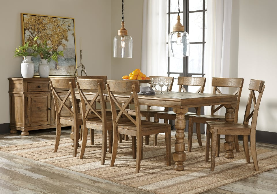 Trishley Dining Room Extension Table