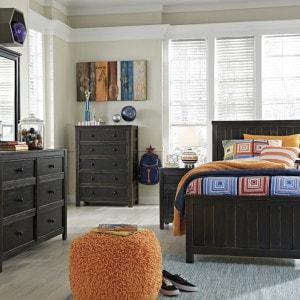 Jaysom-Twin-Panel-Bed-Set1