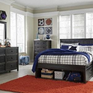 Jaysom-Twin-Storage-Bed-Set