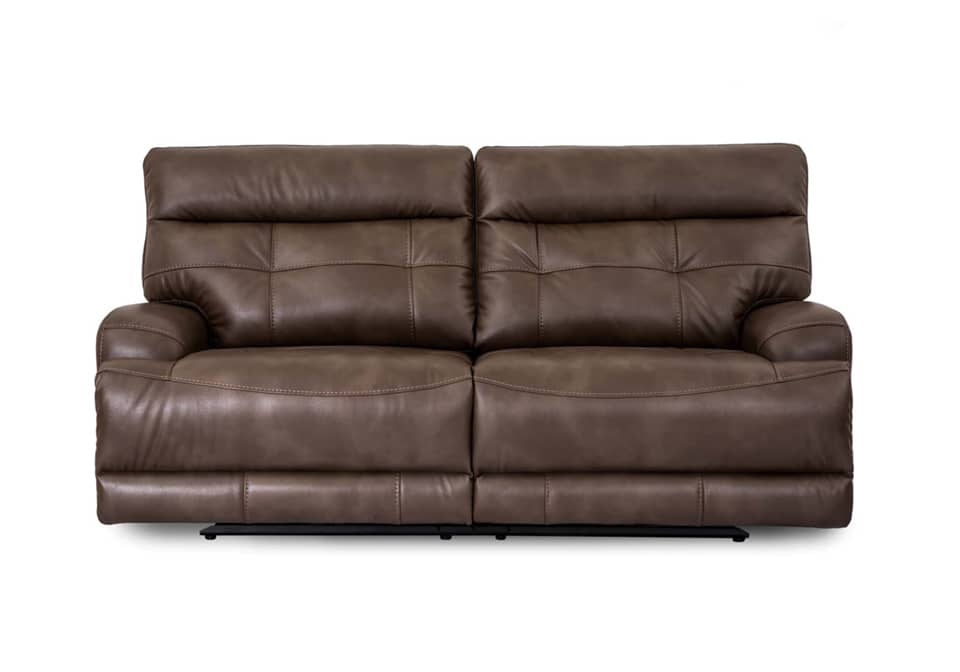 Brooklyn Power Reclining Sofa With Power Headrest