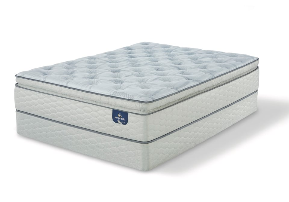 serta carterson spt firm queen mattress only - Firm Queen Mattress