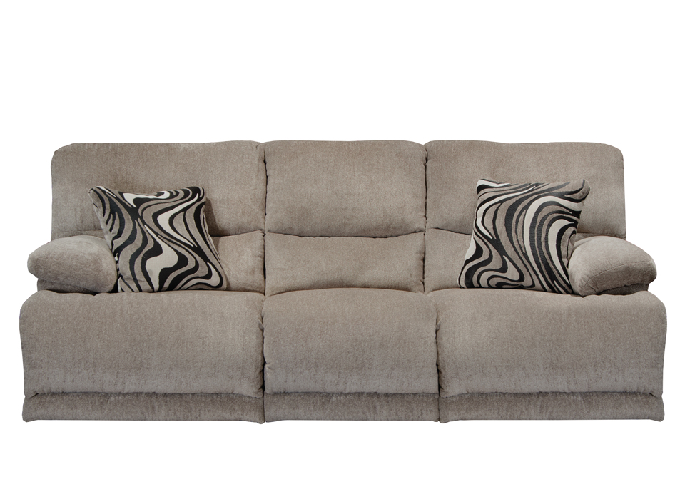 Catnapper Jules Pewter Reclining Sofa Cincinnati
