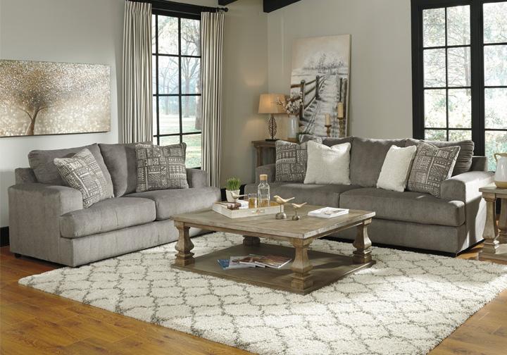 Soletren Ash Sofa Set Cincinnati Overstock Warehouse