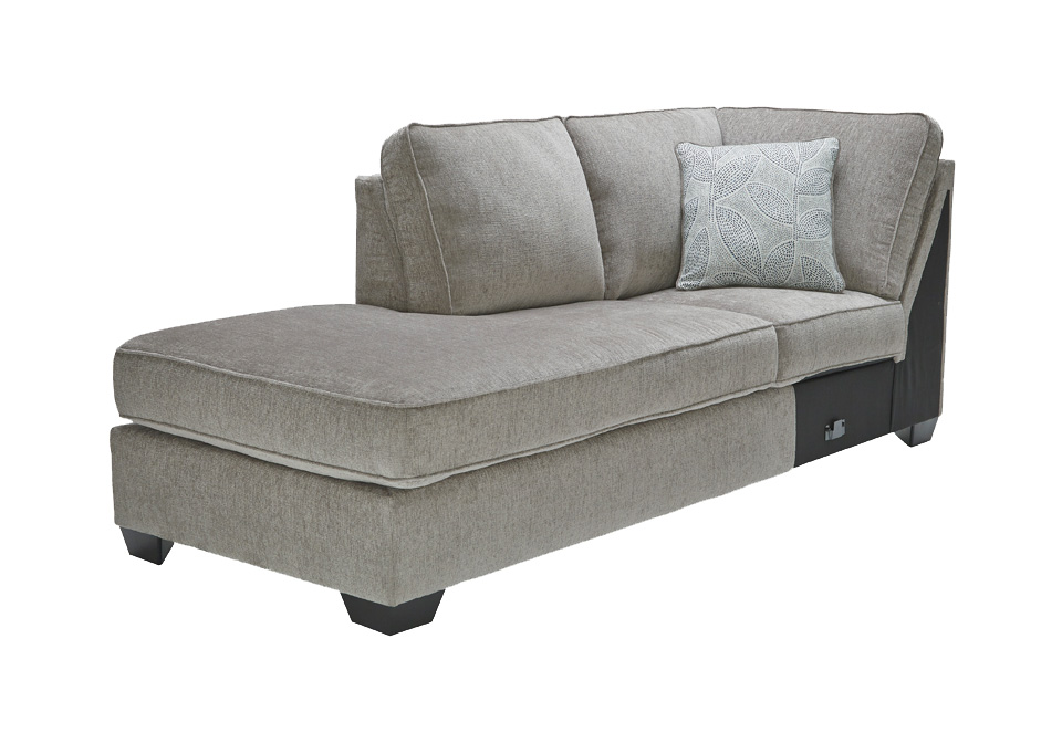 Brilliant Altari Alloy Raf Full Sleeper Sofa W Laf Chaise Gmtry Best Dining Table And Chair Ideas Images Gmtryco