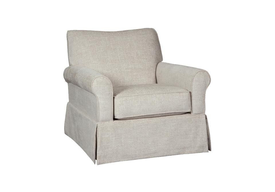 Searcy Quartz Swivel Glider Accent Chair | Cincinnati ...